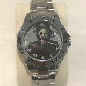 Men's Michael Jackson Stainless Steel Watch